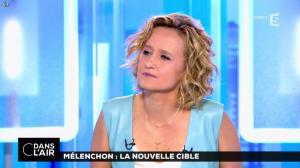 Caroline Roux dans C dans l'Air - 12/04/17 - 16