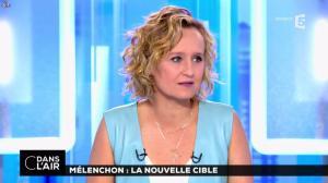 Caroline Roux dans C dans l'Air - 12/04/17 - 21