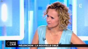 Caroline Roux dans C dans l'Air - 12/04/17 - 29