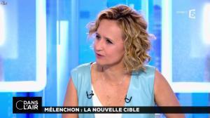 Caroline Roux dans C dans l'Air - 12/04/17 - 47