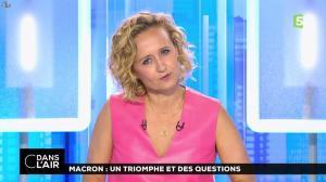 Caroline Roux dans C dans l'Air - 12/06/17 - 01