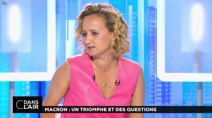 Caroline Roux dans C dans l'Air - 12/06/17 - 07