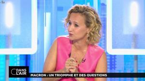 Caroline Roux dans C dans l'Air - 12/06/17 - 12