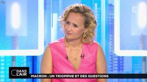 Caroline Roux dans C dans l'Air - 12/06/17 - 26