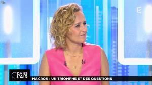 Caroline Roux dans C dans l'Air - 12/06/17 - 34