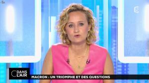 Caroline Roux dans C dans l'Air - 12/06/17 - 41