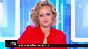 Caroline Roux dans C dans l'Air - 16/05/17 - 13