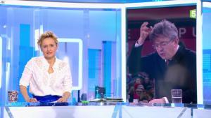 Caroline Roux dans C dans l'Air - 20/03/17 - 01