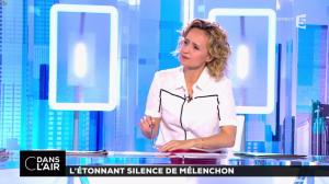 Caroline Roux dans C dans l'Air - 27/04/17 - 12