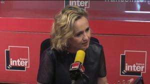 Caroline Roux dans l'Instant m'- 27/04/17 - 02
