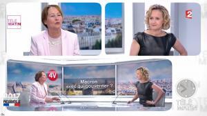 Caroline Roux dans les 4 Vérités - 08/05/17 - 10