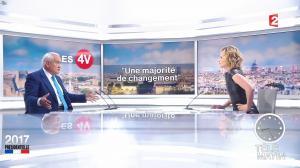 Caroline Roux dans les 4 Vérités - 08/05/17 - 16