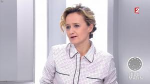 Caroline Roux dans les 4 Vérités - 09/03/17 - 01