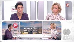 Caroline Roux dans les 4 Vérités - 15/03/17 - 02