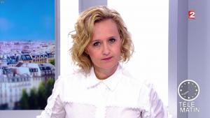 Caroline Roux dans les 4 Vérités - 16/05/17 - 01