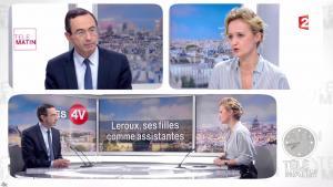 Caroline Roux dans les 4 Vérités - 21/03/17 - 10
