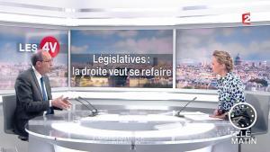 Caroline Roux dans les 4 Vérités - 25/04/17 - 04