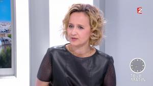 Caroline Roux dans les 4 Vérités - 27/04/17 - 09