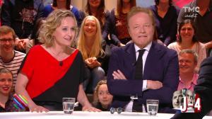 Caroline Roux dans Quotidien - 19/04/17 - 05