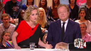 Caroline Roux dans Quotidien - 19/04/17 - 09