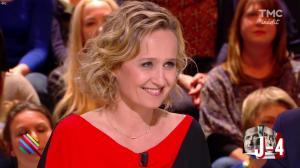 Caroline Roux dans Quotidien - 19/04/17 - 10