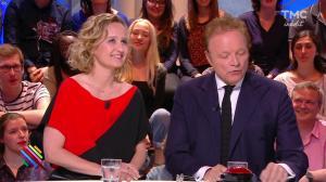 Caroline Roux dans Quotidien - 19/04/17 - 14