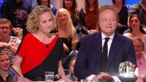 Caroline Roux dans Quotidien - 19/04/17 - 16