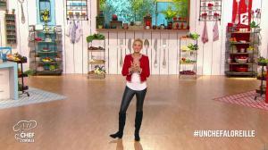 Elodie Gossuin dans un Chef à l'Oreille - 01/02/17 - 02