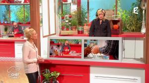 Elodie Gossuin dans un Chef à l'Oreille - 23/01/17 - 04