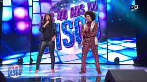Estelle Denis dans les 40 Ans du Disco - 29/03/17 - 09