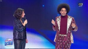 Estelle Denis dans les 40 Ans du Disco - 29/03/17 - 11