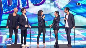 Estelle Denis dans les 40 Ans du Disco - 29/03/17 - 27