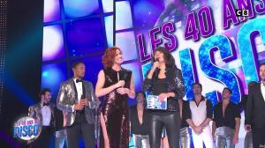 Estelle Denis dans les 40 Ans du Disco - 29/03/17 - 30