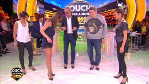 Francesca Antoniotti, Estelle Denis et Clio Pajczer dans Touche pas à mon Sport - 03/03/16 - 03