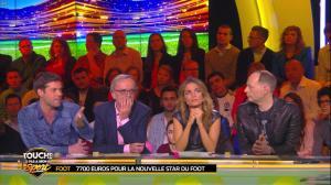 Francesca Antoniotti dans Touche pas à mon Sport - 01/03/16 - 04