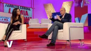 Giorgia Palmas dans Verissimo - 19/12/09 - 03