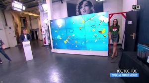 Jessie Claire dans Touche pas à mon Poste - 02/06/17 - 06