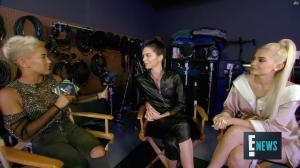 Kendall Jenner - Kylie Jenner - Interview pour E! 2016 - 01