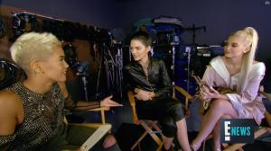 Kendall Jenner - Kylie Jenner - Interview pour E! 2016 - 09