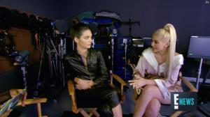 Kendall Jenner - Kylie Jenner - Interview pour E! 2016 - 11