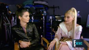 Kendall Jenner - Kylie Jenner - Interview pour E! 2016 - 12
