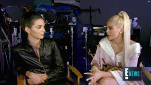 Kendall Jenner - Kylie Jenner - Interview pour E! 2016 - 13