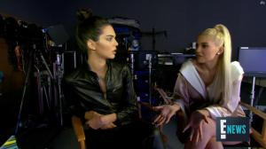 Kendall Jenner - Kylie Jenner - Interview pour E! 2016 - 15