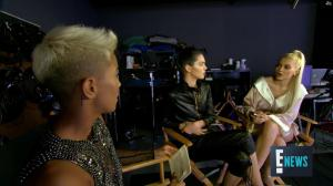 Kendall Jenner - Kylie Jenner - Interview pour E! 2016 - 16