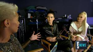 Kendall Jenner - Kylie Jenner - Interview pour E! 2016 - 18
