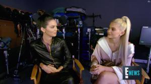 Kendall Jenner - Kylie Jenner - Interview pour E! 2016 - 21