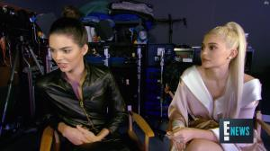 Kendall Jenner - Kylie Jenner - Interview pour E! 2016 - 22