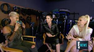 Kendall Jenner - Kylie Jenner - Interview pour E! 2016 - 25