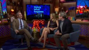 Kyra Sedgwick dans Watch What Happens Live - 28/11/16 - 01