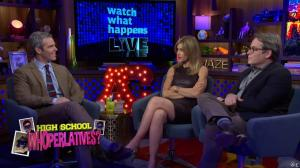 Kyra Sedgwick dans Watch What Happens Live - 28/11/16 - 02